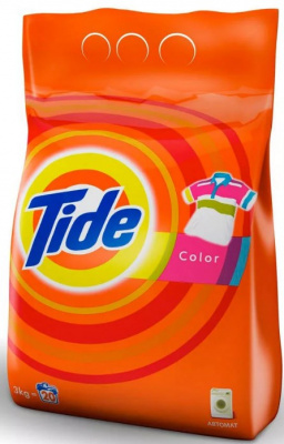 Порошок TIDE Color автомат 3кг