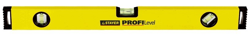 Уровень STAYER PROFILevel 40см, 3 колбы 3466-040
